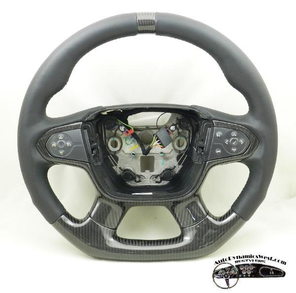Colorado Steering Wheel Removal