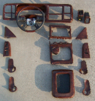 15 piece gm dash kit package