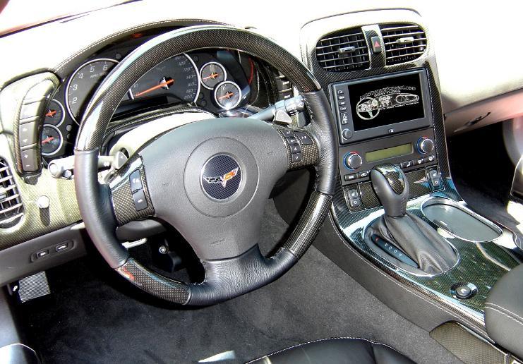 C5 C6 Corvette Hydrocarbon Dash Engine Parts Packages